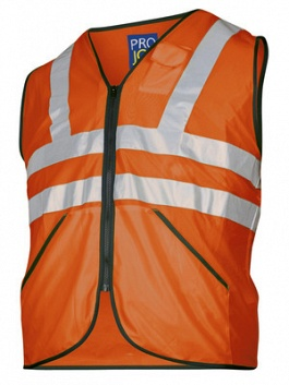 Hesjes | Inka Workwear Safety Promotion
